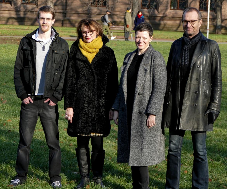 Team der Abteilung für Internationale Beziehungen und Europäische Integration. Foto: B. Jakob